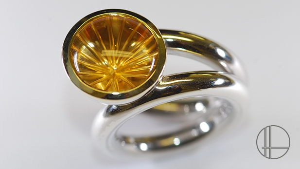 Ring, Citrin